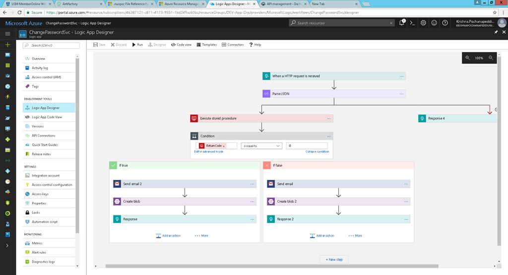Validating Json Schema in Azure Logic Apps   shadabanwer